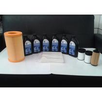 Óleo Gm 5w30 Dexos 2 Nova S10 Diesel + Kit Todos Filtros