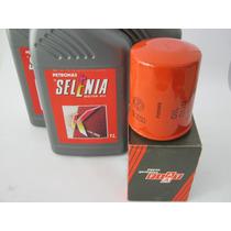 Kit Troca Oleo Motor Original Fiat Fire Uno Palio Idea Doblo