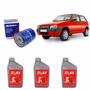 Kit Troca Óleo Selenia 15w-40 + Filtro Fire Fiat Uno