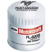 Filtro De Oleo Motorcraft Fl820s - Mustang Taurus Explorer