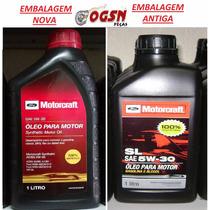 Oleo De Motor Ford Motorcraft Sn 5w30 100% Sintetico Origina
