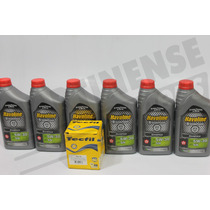 Kit 6 Litros Oleo Havoline Sintetico 5w30 + Filtro Azera