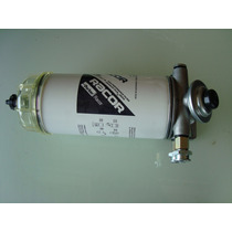 Conjunto Separador Agua Diesel Racor Mercedes 6cil 8cil