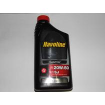 Oleo 20w50 Sj Havoline Preço Kit 4 Litros