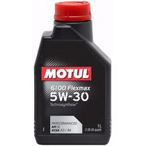 Óleo Motul 6100 Flexmax 5w30 (semi-sintético) 1l