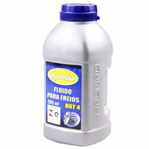Fluido De Freio Dot 4 P/ Frenagem Veiculo Automotivo - 500ml