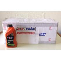Caixa 24 Litros Oleo Semi Sintetico Gt Oil 15w40 Motor Carro