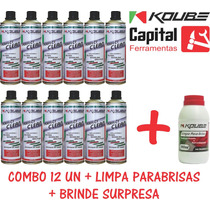 12 Un Perfect Clean Koube Álcool/gasolina/gnv/flex + Brinde