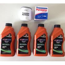 Kit Troca Oleo Semi Sintetico Gt Oil 15w40 + Filtro Adequado
