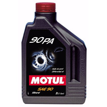 Óleo Motul 90 Pa 2 Litros P/ Diferencial Auto-blocante