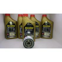 Clio Duster Sandero 1.6 16v Óleo 10w40 Havoline + Filtro