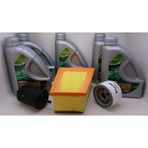 Óleo 10w40 Sm + Kit Filtros Clio Logan Sandero 1.6 16v