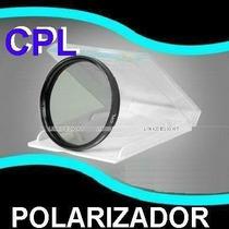 Filtro Polarizador Cpl 82mm 77mm 72mm 67mm 58mm 55mm 52mm
