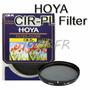 Filtro Hoya Polarizador Circ 58mm Original P/ Canon E Nikon