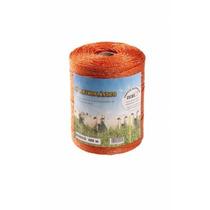 Fio Eletroplástico P/ Cerca Rural 500m Super Resistente Zebu