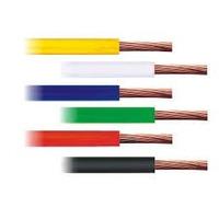 Fio Flex 4,0 Mm Rolo Com 100 Metros - Cores