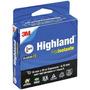 Fita Isolante 3m-highland 20 Metros