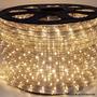 Mangueira Luminosa Led Decoração 1 Metro Branco Quente 110v