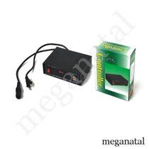 Controle Sequenciador 100m Mangueira Luminosa 2 Fios E Led 1
