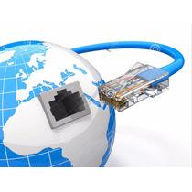 Cabo De Rede Ethernet Rj45 C/ 15 Metros Fita Gar 6 Meses