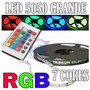 Kit 4 Fita Led Rgb +1 Fonte 20a + 1 Conector