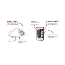 Controle Remonto / Controlador De Luminosidade Para Fita Led