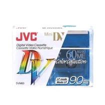 Jvc Kit Fita Mini Dv M-dv60 Caixa Com 5 Uni Super Promoçäo