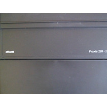 Maquina De Escrever Elétrica Antiga Olivetti Praxis 201 Ii