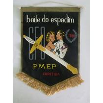 Flâmula - Baile Do Espadin - Cfo - Pmep - Curitiba - 1961