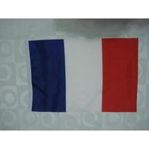 Bandeira França 30x19cm Festas Decoração Fantasia Jogos