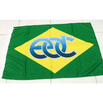 Bandeira Edc Brasil Tomorrowland Música - Pronta Entrega