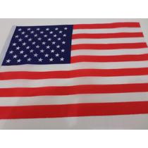 Bandeira Estados Unidos Eua 30x19cm Festas Decoração