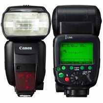 Flash Canon Speedlite 600ex-rt Pronta Entrega Frete Grats