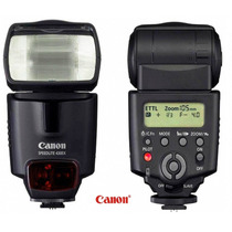 Flash Canon 430ex Il Speedlite Original Pronta Entrega S.p.