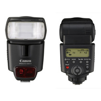 Flash Canon 430ex Ii Speedlite E-ttl2 Eos Power