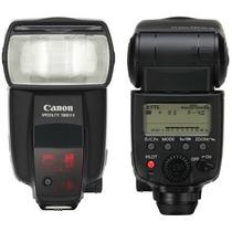Flash Canon 580ex Ii Speedlite Novo Garantia 1 Ano Promoção!