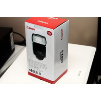 Flash Canon 430ex + 8 Bater.cycle Energy Sony + Radio Flash