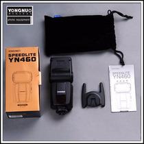 Flash Yongnuo Yn 460 Canon Nikon Pentax Speedlight Dslr