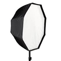 Octabox 80cm P/ Tocha Flash Dedicado E27 - Softbox Sombrinha
