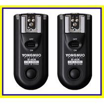 Radio Flash Yongnuo Rf-603 N3 Para Nikon