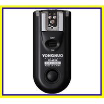 Radio Flash Yongnuo Rf-603 Para Nikon (avulso)