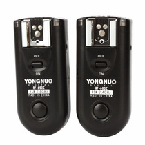 Radio Flash Trigger Yongnuo Rf-603c C3 Canon 7d 5d 50d Mark