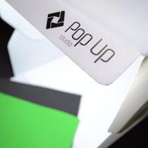 Pop Up Studio, O Estúdio Portátil E Com Iluminação Própria