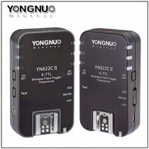 Novo Radio Flash Wireless Yongnuo Yn-622c Ii 2 E-ttl Canon