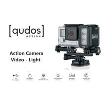 Knog Qudos - Iluminador Led A Prova Dágua Gopro, Sony, Canon
