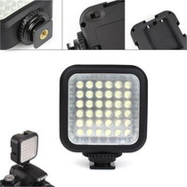 Led 5006 36 Led Video Light Lamp Dv Para Nikon Canon + Bater