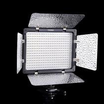 Iluminador Yongnuo Yn-300 - 300leds - 2280 Lux Filmagem Dslr