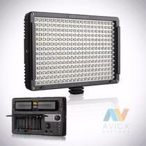 Iluminador Led 300 Leds Wifi Flash Filmagem Profissional