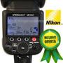 Flash Nikon Meike Mk-900 Mk900 Yongnuo Yn-565ex Ii Yn565ex
