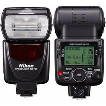 Flash Nikon Sb-700 Sb700 Speedlight Original Pronta Entrega